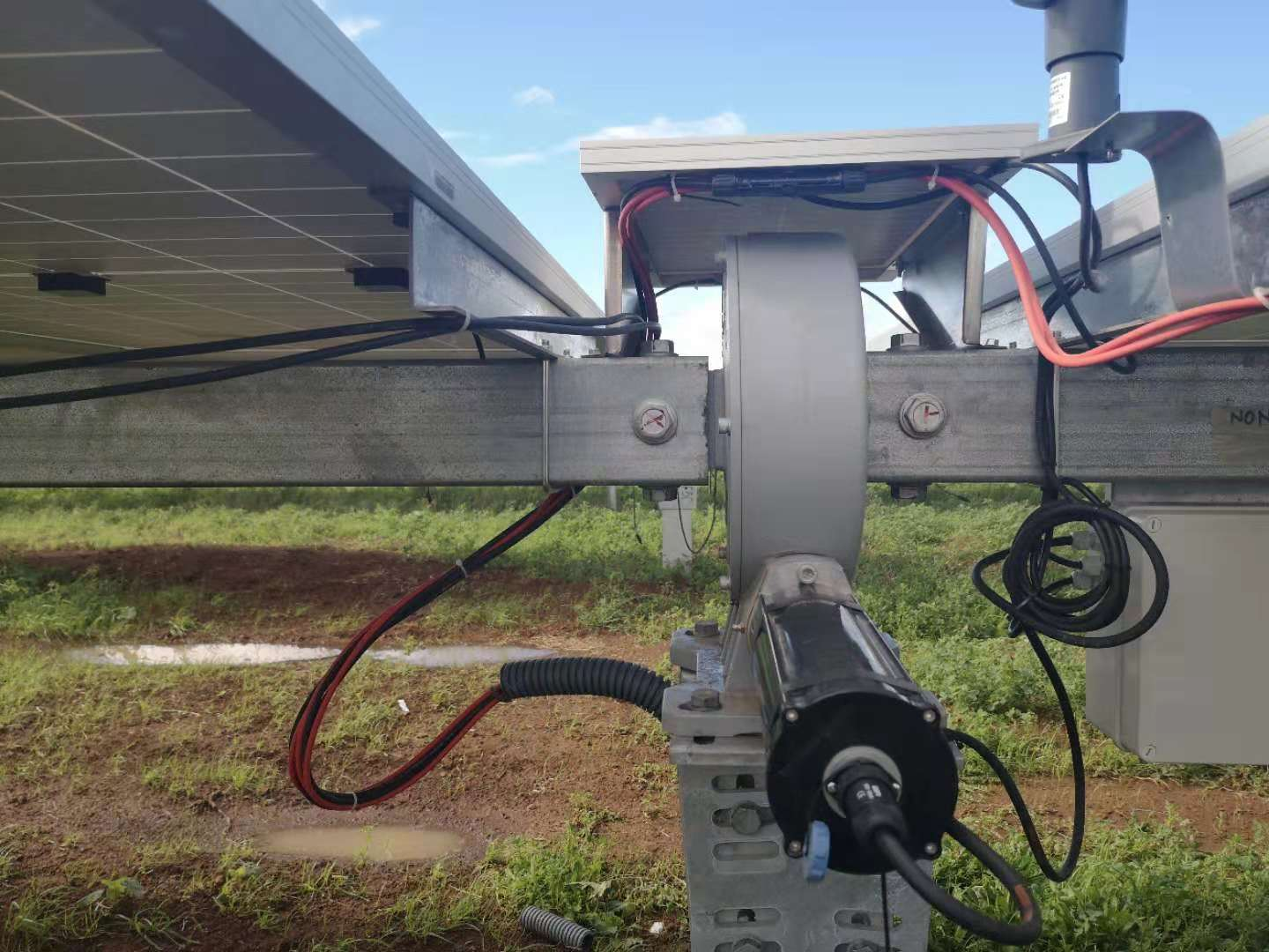 Italy Single Axis Solar Tracker