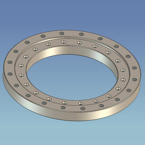 Single Row Ball Slewing Bearing Ring | Fuyong Slewing Rings Supplier